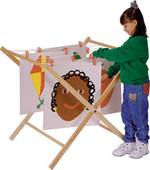 Paint Drying Rack - Honor Roll Childcare Supply