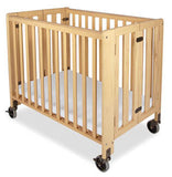 HideAway™ Compact-Size Folding Crib - Honor Roll Childcare Supply