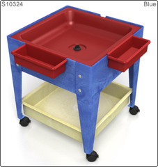 Youth Mite with Red Tub & Mega-Tray - Honor Roll Childcare Supply