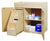 Changing Table with Steps - Honor Roll Childcare Supply