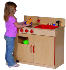 Standard 2-In-1 Kitchen - Honor Roll Childcare Supply