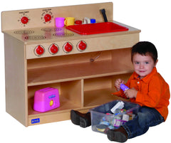 Toddler 2-In-1 Kitchen Center - Honor Roll Childcare Supply