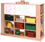 Storage Island - Honor Roll Childcare Supply