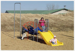 Quarter Deck w/ Slide - Honor Roll Childcare Supply
