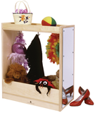 "30"" High Toddler Dress Up Storage - Honor Roll Childcare Supply"