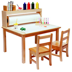 Arts and Crafts Table - Honor Roll Childcare Supply