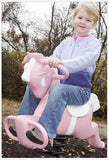 Pink Pony Spring Rider - Honor Roll Childcare Supply