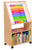 Write and Wipe Easel with Storage - Honor Roll Childcare Supply