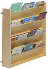 Wall Mount Book Display - Honor Roll Childcare Supply