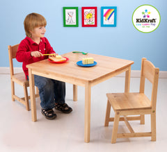 Aspen Table & 2 Chair Set - Honor Roll Childcare Supply