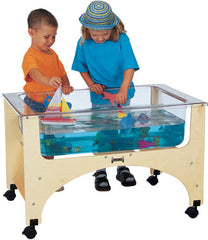 Jonti-Craft® See-Thru Sensory Table - Honor Roll Childcare Supply