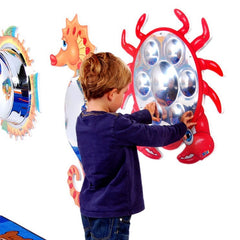 Anatex Crab Mirror Wall Panel - Honor Roll Childcare Supply