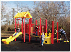 Amy - Outdoor Playground - Honor Roll Childcare Supply