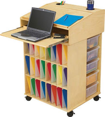 Jonti-Craft® Communication Center - Honor Roll Childcare Supply