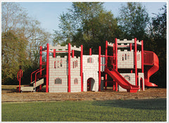 Castle - Outdoor Playground