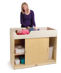 Jonti-Craft® Changing Table - Honor Roll Childcare Supply
