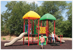 Abby - Outdoor Playground - Honor Roll Childcare Supply