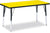 "Jonti-Craft RECTANGLE-24x48"" RidgeLine™  KYDZ Activity Table - Honor Roll Childcare Supply"