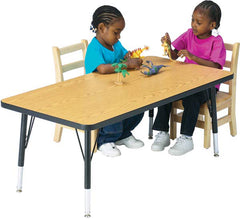 "Jonti-Craft RECTANGLE-30x48"" RidgeLine™  KYDZ Activity Table - Honor Roll Childcare Supply"