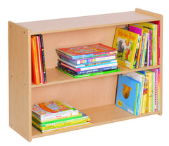 Narrow 2 Shelf Storage - Honor Roll Childcare Supply