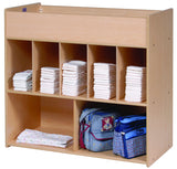 Changing Table with Pad and Strap - Honor Roll Childcare Supply