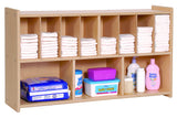 Wall Diaper Shelf - Honor Roll Childcare Supply