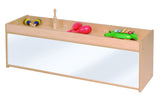 Toddler Storage with Mirror Back - Honor Roll Childcare Supply