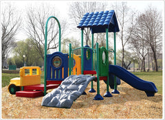 Christopher Columbus Explorer Center Playground - Honor Roll Childcare Supply
