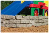 Stone Border Timbers-Curved Section - Honor Roll Childcare Supply