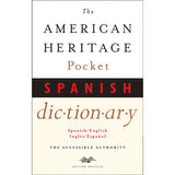 AMERICAN HERITAGE POCKET SPANISH - Honor Roll Childcare Supply
