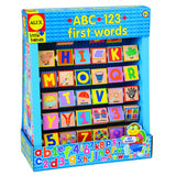 ABC 123 FIRST WORDS - Honor Roll Childcare Supply