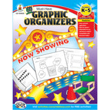 60 MUST HAVE GRAPHIC ORGANIZERS - Honor Roll Childcare Supply