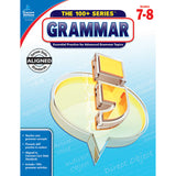 100 PLUS GRAMMAR GR 7-8 - Honor Roll Childcare Supply