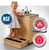 Hot Water Portable Sink-Single Stainless Steel Basin and Top - Honor Roll Childcare Supply