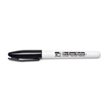 12CT BLACK BULLET TIP DRY ERASE - Honor Roll Childcare Supply