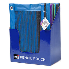 2 POCKET PENCIL POUCH - Honor Roll Childcare Supply