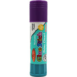 ECONOMY GLUE STICK .28OZ PURPLE