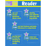 5 STAR READER CHART GR 3-5 - Honor Roll Childcare Supply