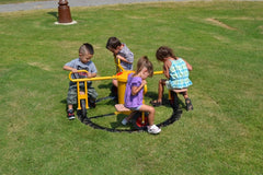 Circle Cycle - 4 Seat - Honor Roll Childcare Supply