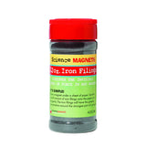 12 OZ JAR IRON FILINGS - Honor Roll Childcare Supply