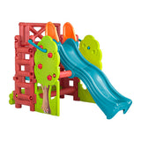 Tree Top Climb and Slide - Vibrant - Honor Roll Childcare Supply