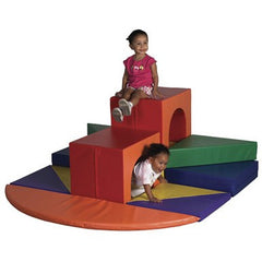 SoftZone® High Rise Climber - Honor Roll Childcare Supply
