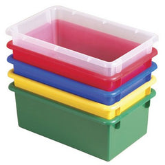 Assorted 15pc Stack & Store Tub - Honor Roll Childcare Supply