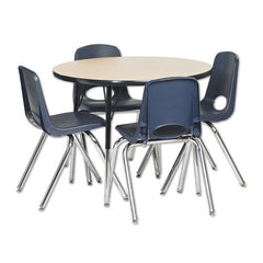 "36"" Rd Tbl & 4 18"" Chairs - Honor Roll Childcare Supply"