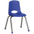 "48"" Rd Tbl & 4 12"" Stack Chairs - Honor Roll Childcare Supply"
