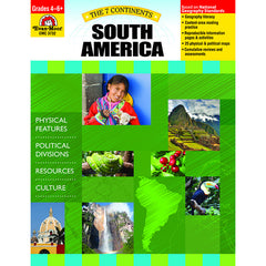 7 CONTINENTS SOUTH AMERICA - Honor Roll Childcare Supply