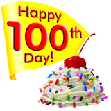 100 DAYS OF ICE CREAM BB - Honor Roll Childcare Supply