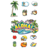 ALOHA WELCOME BB SET - Honor Roll Childcare Supply