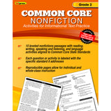 COMMON CORE NONFICTION BOOK GR 2
