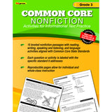 COMMON CORE NONFICTION BOOK GR 3